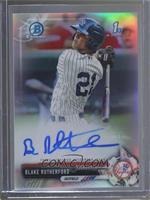 Blake Rutherford /499
