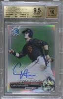 Christian Arroyo /499 [BGS 9.5]