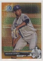 Anderson Espinoza #6/25