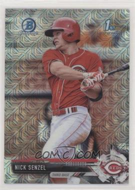 2017 Bowman - Chrome Prospects - Mega Box Refractor #BCP1 - Nick Senzel