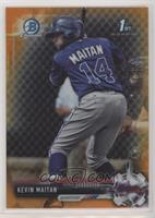 Kevin Maitan #6/25