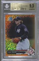 Clint Frazier [BGS 9.5 GEM MINT] #10/25