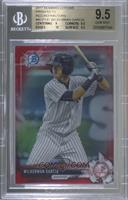 Wilkerman Garcia [BGS 9.5 GEM MINT] #/5