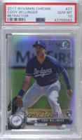 Cody Bellinger [PSA 10 GEM MT] #/499