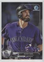 Rookie Photo Variation - David Dahl (Purple Jersey)