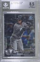 Yoan Moncada (Bat on Shoulder) [BGS 8.5 NM‑MT+]