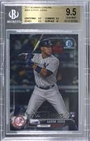 Aaron Judge (White Pinstripe Jersey) [BGS 9.5 GEM MINT]