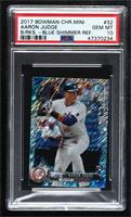 Aaron Judge [PSA 10 GEM MT] #/150