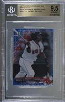 Rafael  Devers /150 [BGS 9.5 GEM MINT]