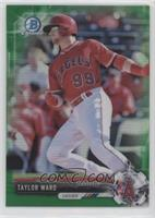 Taylor Ward (Missing Card Number) #/99