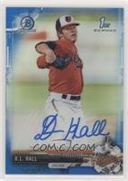 D.L. Hall #/150