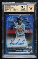 Keston Hiura [BGS 9.5 GEM MINT] #/150