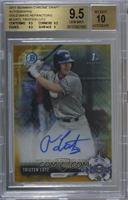 Tristen Lutz /50 [BGS 9.5 GEM MINT]