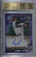 Royce Lewis [BGS 9.5 GEM MINT] #/250