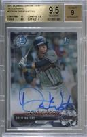 Drew Waters [BGS 9.5 GEM MINT]