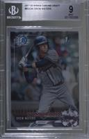 Drew Waters [BGS 9 MINT]