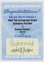 Brendan Rodgers /99 [REDEMPTIONBeingRedeemed]