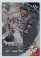 Gary Sanchez [Noted]