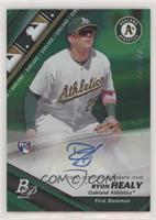 Ryon Healy #/75
