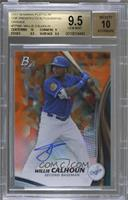 Willie Calhoun /25 [BGS 9.5 GEM MINT]