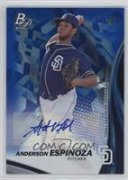 Anderson Espinoza #/20
