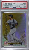 Aaron Judge [PSA 10 GEM MT] #/50