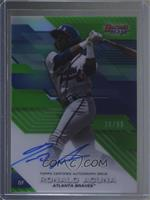 Ronald Acuna [Noted] #/99