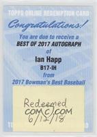 Ian Happ [BeingRedeemed]