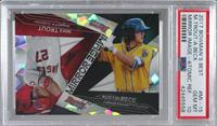 Austin Beck, Mike Trout [PSA 10 GEM MT]