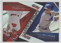 Cody Bellinger, Joey Votto