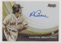 Andrew Benintendi #/50