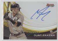 Clint Frazier #/50