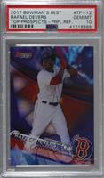 Rafael Devers /250 [PSA 10 GEM MT]