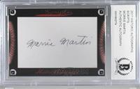 Morrie Martin [BASCertifiedBCCGEncased]
