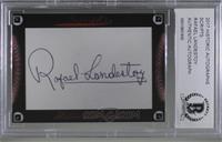Rafael Landestoy [BASCertifiedBCCGEncased]