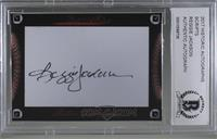 Reggie Jackson [BAS Certified Encased by BCCG]
