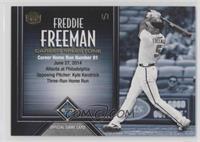 Freddie Freeman (Career Home Runs) /1