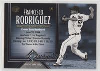 Francisco Rodriguez (Career Save) /1