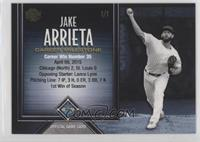 Jake Arrieta (Career Wins) /1