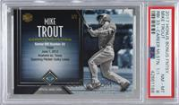 Mike Trout (Career RBIs) [PSA 8 NM‑MT] #/1