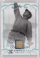 Babe Ruth #/20