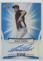 Alex Faedo #14/25