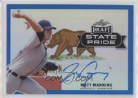 Matt Manning #/35