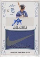 Jake Moberg #1/1