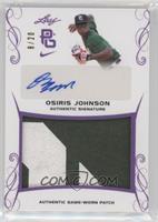 Osiris Johnson /20
