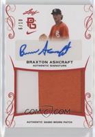 Braxton Ashcraft #/10