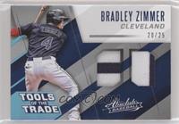 Bradley Zimmer #/25