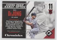 Rookies - Paul DeJong #1/1
