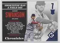 Rookies - Dansby Swanson /299