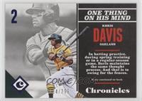 Khris Davis /399